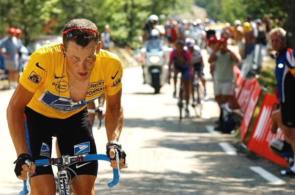Lance Armstrong Stage 14 Tour de France 2002