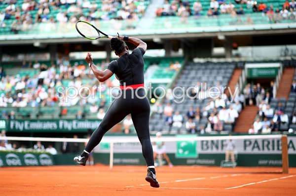 Serena Williams United States 2018 French Open