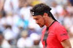 Fabio Fognini Italy French Open Paris 2018 Prints