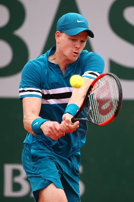 Kyle Edmund Great Britain 2018 French Open