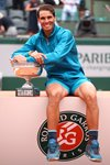 Rafael Nadal 11th French Open Title Paris 2018 Prints