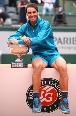 Rafael Nadal 11th French Open Title Paris 2018