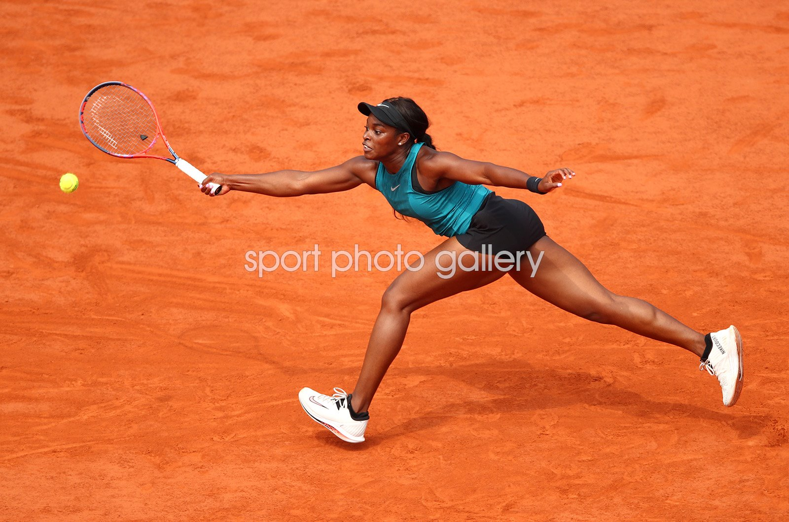 Sloane Stephens USA French Open Final Roland Garros 2018