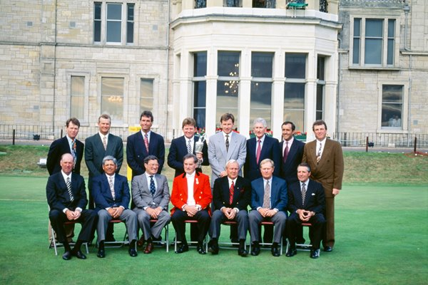 Open Champions St Andrews 1995