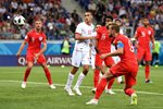Harry Kane England scores winner v Tunisia World Cup 2018 Prints