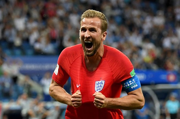 Harry Kane England winner v Tunisia World Cup 2018