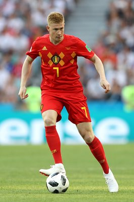 Kevin De Bruyne Belgium v Panama Group G World Cup 2018