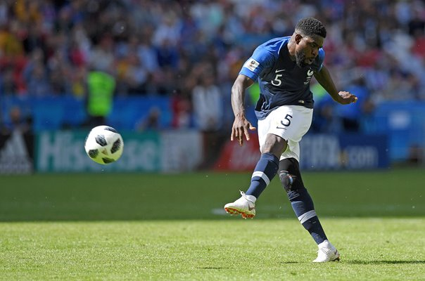 Paul Pogba France v Australia World Cup 2018