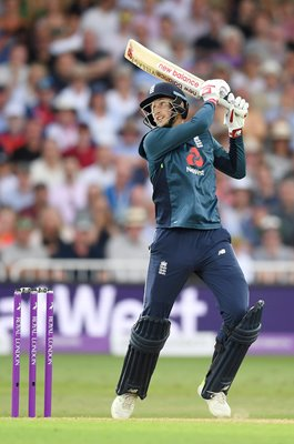 Joe Root England v Australia ODI Trent Bridge 2018