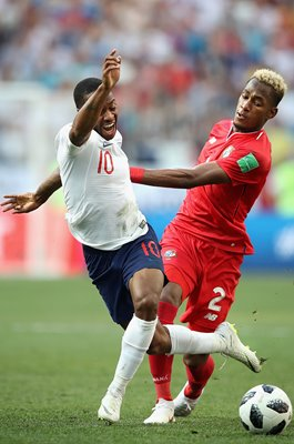 Raheem Sterling England v Panama World Cup 2018