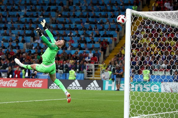 Jordan Pickford England Goal Keeper Last 16 World Cup 2018