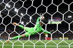 Jordan Pickford England Winning Save v Colombia World Cup 2018 Prints