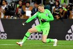 Jordan Pickford England Penalty Hero v Colombia World Cup 2018 Prints