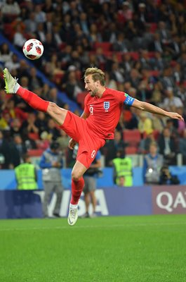 Harry Kane England v Colombia Last 16 World Cup 2018