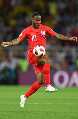 Raheem Sterling England v Colombia Last 16 World Cup 2018