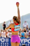 Jessica Ennis Shot Put Gotzis 2012 Mounts