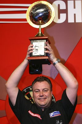 John Part Wins 2008 World Darts Championship
