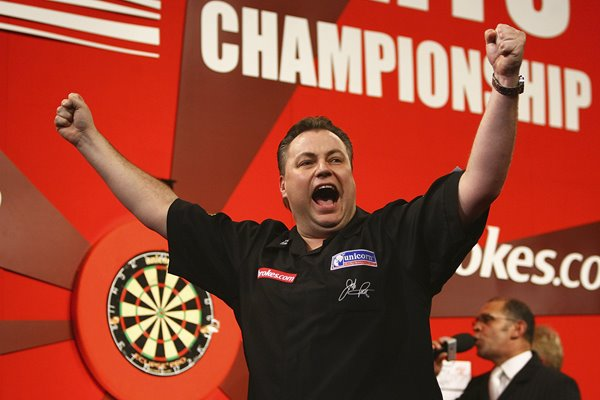 John Part Ladbrokes.com World Darts Championship 2008