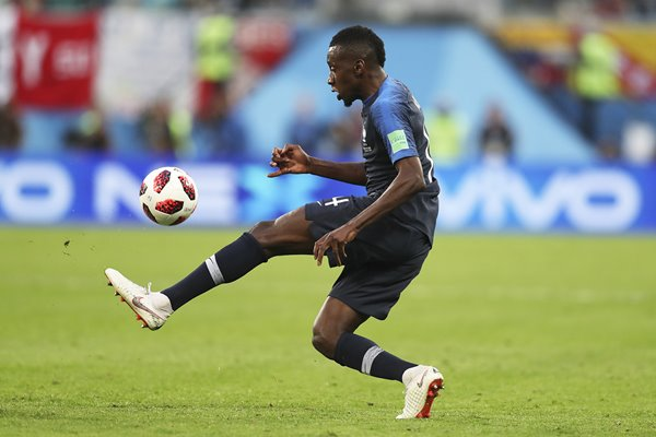 Blaise Matuidi Belgium v France Semi Final 2018 World Cup