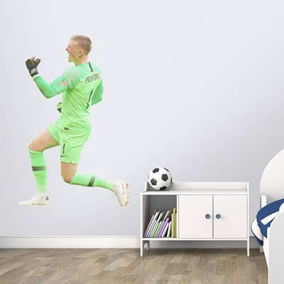 Jordan Pickford England v Sweden Quarter Final World Cup 2018 Wallsticker