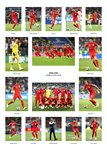 England 2018 World Cup Team Special Prints