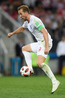 Harry Kane England v Croatia Semi Final World Cup 2018
