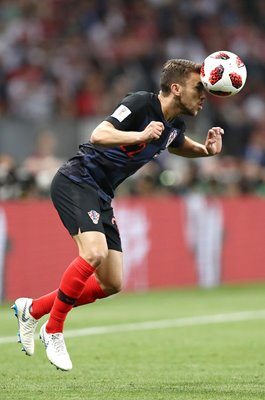 Josip Pivaric Croatia v England Semi Final World Cup 2018