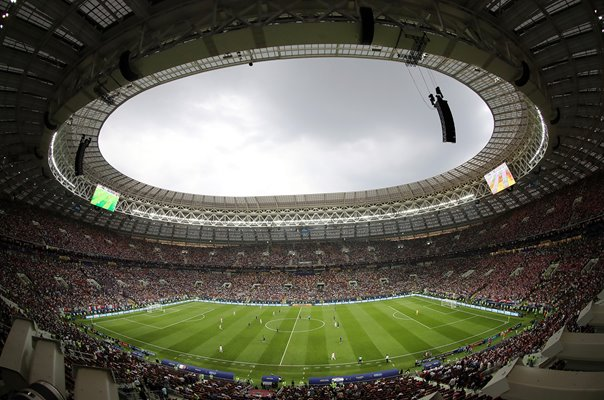 France v Croatia World Cup Final Moscow 2018