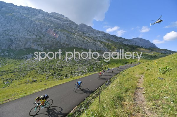 Col de la Colombiere Stage 10 Tour de France 2018