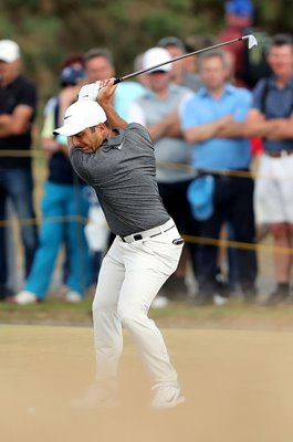 Francesco Molinari Italy Swing British Open Carnoustie 2018