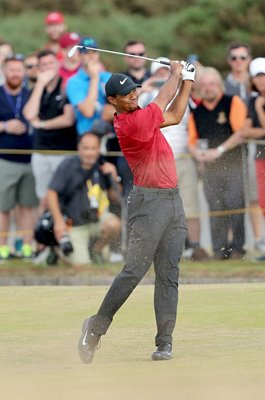 Tiger Woods USA Open Championship Carnoustie 2018