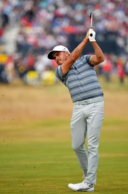 Rickie Fowler USA British Open Carnoustie 2018