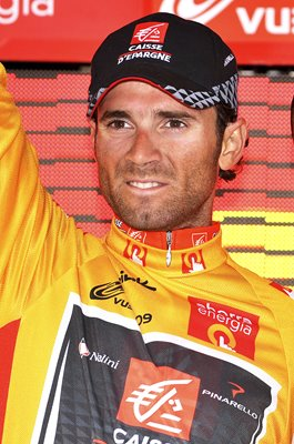 Alejandro Valverde  64th Tour Of Spain - Vuelta Stage 12