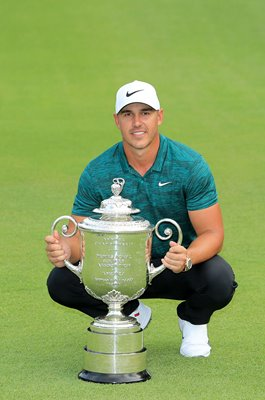 Brooks Koepka USPGA Champion Bellerive CC Missouri 2018