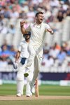 James Anderson England v India Birmingham Test 2018 Canvas