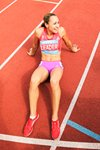 Jessica Ennis wins Gotzis Heptathlon 2012 Mounts