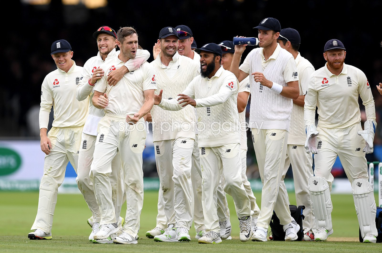 Chris Woakes England v India 2nd Test Lord's 2018