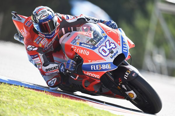Andrea Dovizioso MotoGP of Czech Republic 2018 Winner