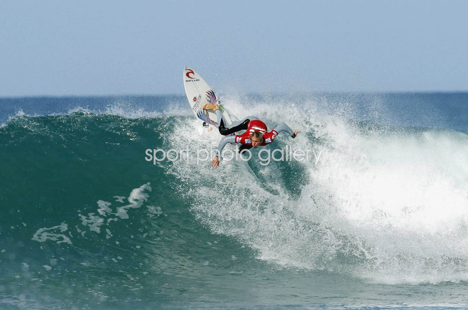 Owen Wright Surfing Jeffreys Bay South Africa 2010