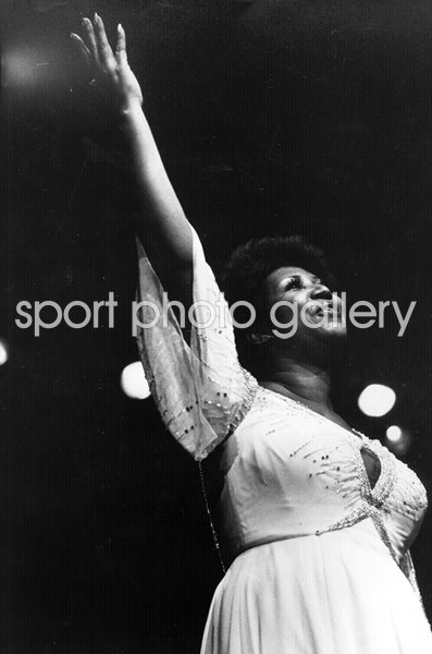 Aretha Franklin First Lady of Soul 1980