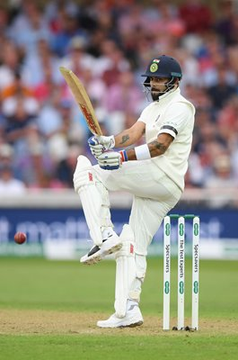Virat Kohli India v England Trent Bridge 3rd Test 2018