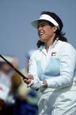 Nancy Lopez USA Action 1984
