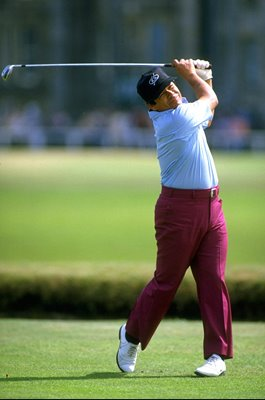 Lee Trevino USA British Open St Andrews 1984