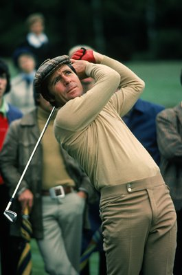 Gary Player South Africa Piccadilly World Match Play 1976