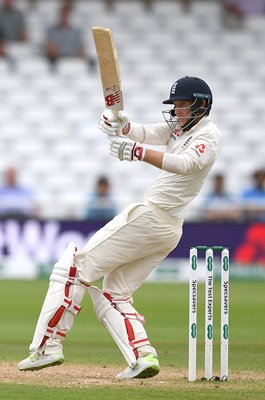 Joe Root England v India 3rd Test Nottingham 2018
