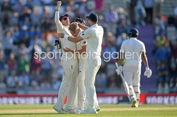 Sam Curran & Joe Root England v India Series Win 2018