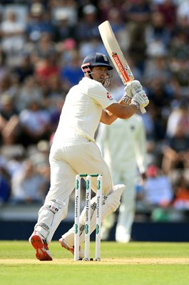 Alastair Cook England v India 4th Test Southampton 2018