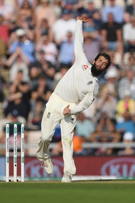 Moeen Ali England v India 4th Test Ageas Bowl 2018