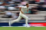 Stuart Broad England Bowls v India 4th Test 2018 Prints