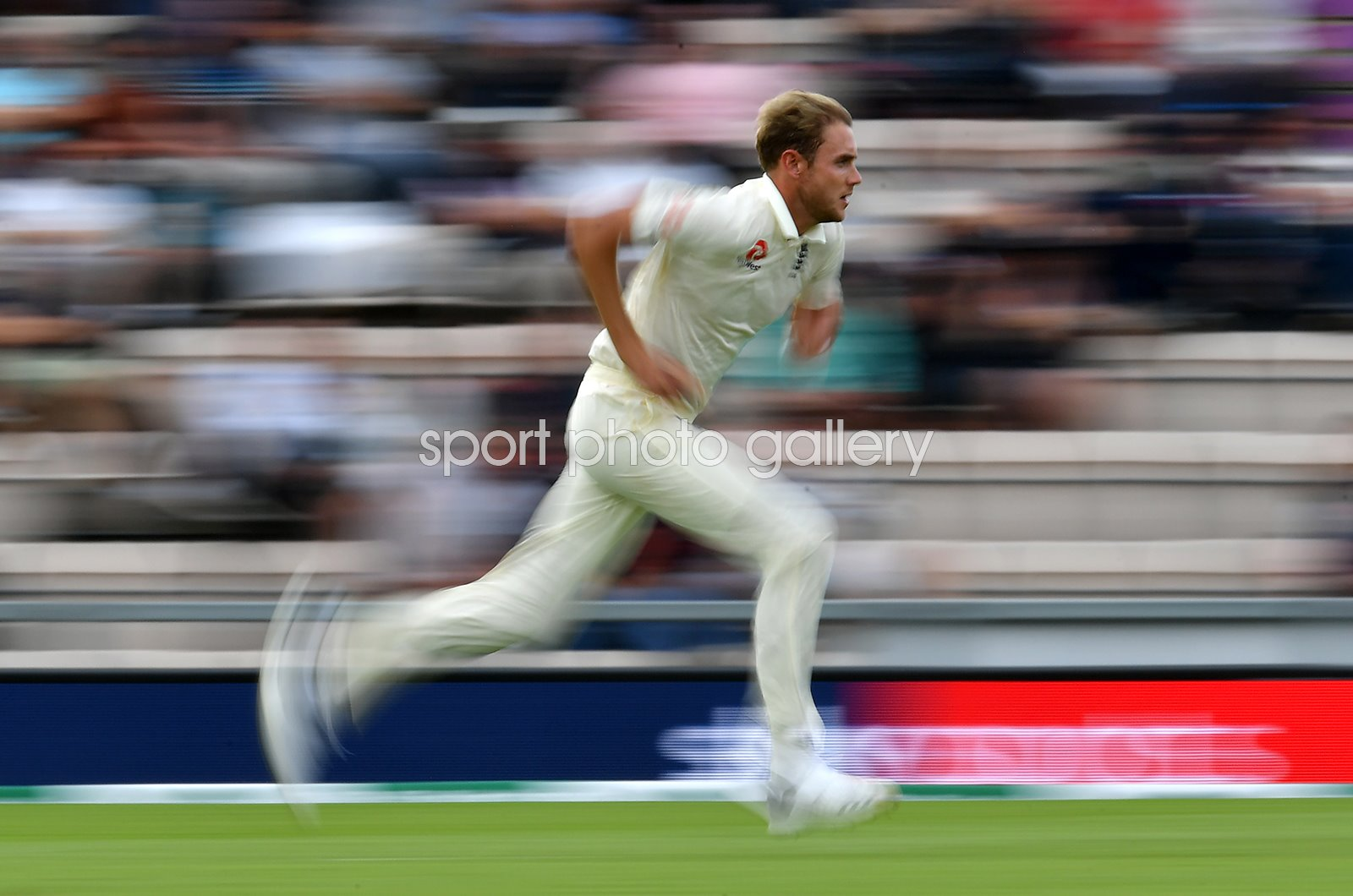 Stuart Broad England Bowls v India 4th Test 2018